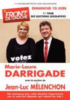 Appel à voter Marie-Laure Darrigade - 5 juin 2012