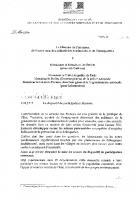 Opposition du Front de gauche au protocole « Voisins vigilants » - Circulaire Guéant