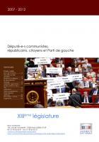 Députés communistes, républicains, citoyens et Parti de gauche- Bilan de XIIIe législature 2007-2012