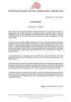 ANECR-Communiqué de presse « Peuple kurde en danger ! » - 17 janvier 2012