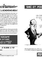 Tract-BD sur le Smic et le pouvoir d'achat - Été 2012