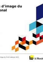Sondage-TNS Sofres-Baromètre d'image 2013 du Front national - 6 février 2013