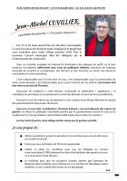 Tract de campagne de Jean-Michel Cuvillier - Le Fay-Saint-Quentin, 7 mars 2014