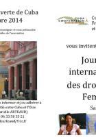 8 mars, Monchy-Saint-Eloi - Cuba Coopération France et sa section de l'Oise-Journée internationale des droits de la Femme