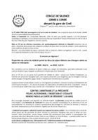 Tract « Rendez-nous la carte de résident » - Solidarité sans-papiers Bassin creillois, juillet 2014