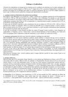 Claude Aury-« Syndicalisme et politique » - 24 novembre 2014