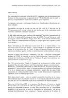 Hommage de Michel Guillochon à Chantal Leblanc - Abbeville, 5 mai 2015