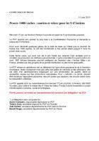 Soutien et relaxe pour les 9 d'Amiens - Communiqué de presse du PCF, 15 juin 2015