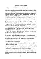 Patrice Carvalho : hommage à Maurice Leprêtre - Thourotte, 15 janvier 2016