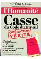 20160216-L'Huma-France-Casse du Code du travail