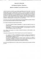 Vœux déposés par le groupe « L'Alternative » - Conseil départemental de la Sarthe, 21 octobre 2016