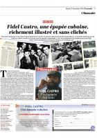 Fidel Castro, une épopée cubaine, un hors-série richement illustré et sans clichés