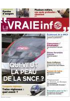 « La Vraie Info » - CGT Cheminots, 2017