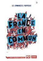 Les communistes proposent « La France en commun »