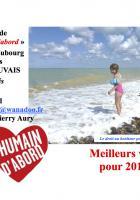 Invitation aux vœux de l'Humain d'abord - Beauvais, 14 janvier 2017