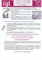 Service public de l'emploi en danger : privés d'emploi et agents de Pôle Emploi, même combat ! » - CGT Pôle Emploi Picardie-Nord-Pas-de-Calais, 31 janvier 2017