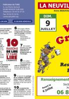 4 pages « Vide grenier de la section PCF de Bresles » - La Neuville-en-Hez, 9 juillet 2017