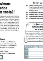 Tract « Construisons la France du progrès social » - PCF Oise, 16 novembre 2017