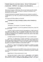 Espace Marx60-Grandes lignes de l'intervention de Thierry Patinet - Saint-Maximin, 22 février 2018