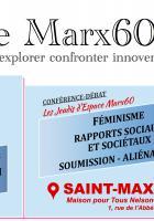 29 mars, Saint-Maximin - Conférence-débat « Féminisme, rapports sociaux et sociétaux, soumission, aliénation », avec Caroline Besse-Priem