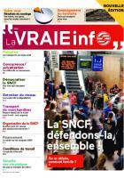 « La Vraie Info »-Partie 1 - CGT Cheminots, avril 2018