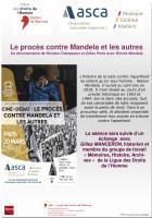 20 mars, Beauvais - LDH-Ciné-débat « Le procès contre Mandela et les autres », en présence de Gilles Manceron