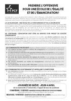 Tract « Prendre l'offensive pour une école de l'égalité et de l'émancipation ! » - PCF Oise, 30 mars 2019