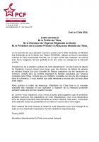 Lettre ouverte sur la gratuité des masques à M. le Préfet de l'Oise, M. le Directeur de l'ARS, M. le Président de la CPAM de l'Oise - 13 mai 2020