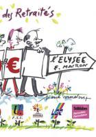 Carte-pétition « L'exigence des retraité·e·s : 100 euros tout de suite » - Octobre 2020