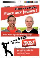 Tract jeunes de Pierre Ripart et Anthony Auger - 30 mai 2012