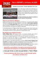 Tract de soutien aux salariés de Merck-Organon de Pierre Ripart et Anthony Auger - 5 juin 2012