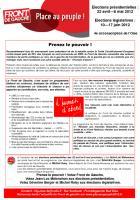 9 mars, Saint-Maximin - Assemblée citoyenne du Front de gauche
