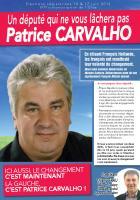 Journal de campagne du candidat du Front de gauche dans la 6e circonscription de l'Oise - mai 2012