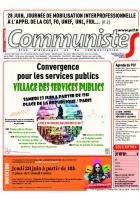 Journal CommunisteS n°729