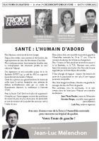 Tract hôpital de Creil de Jean-Pierre Bosino, Séverine Berger et Loïc Pen - 8 juin 2012