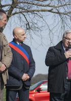 Discours de Patrice Carvalho à la commémoration des Fusillés de Moulin-sous-Touvent - 12 mars 2017
