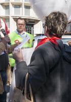 Motion de l'USR CGT Oise - Creil, 30 mars 2017