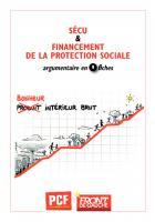 Argumentaire-Sécu et financement de la protection sociale