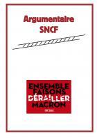 Argumentaire SNCF : le PCF fait ses propositions de financement pour le service public ferroviaire - Mars 2018
