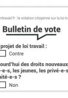 #VotationTravail : les matériels