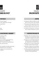 Quelques propositions du PCF - PCF Oise, janvier à mars 2019