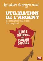 Les cahiers du progrès social - Utilisation de l'argent