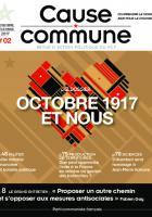 Cause commune, n° 2, novembre-décembre 2017