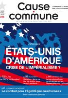 Cause commune, n° 16, mars-avril 2020