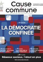 Cause commune, n° 18, juillet-août 2020