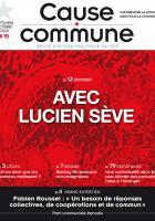 Cause commune, n° 19, septembre-octobre 2020
