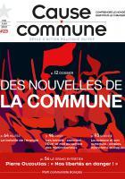Cause commune, n° 23, mai-juin 2021