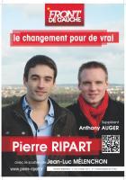 Circulaire des candidats du Front de gauche - 2e circonscription, mars 2013