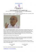 Association Bernard de La Sala-Les religions aujourd'hui-Invitation