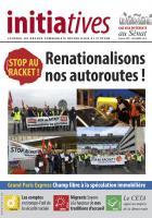 Initiatives n° 101, journal du groupe Communiste, Républicain et Citoyen au Sénat - Novembre 2016